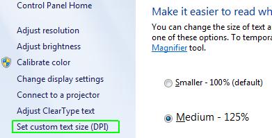Как увеличить шрифт на компьютере и его экране: Быстрый способ
