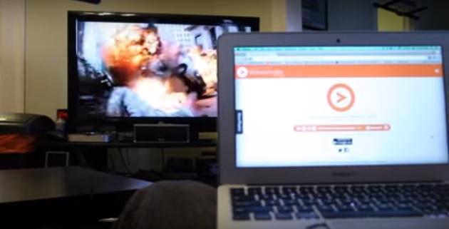 Как подключить ноутбук к телевизору через WiFi