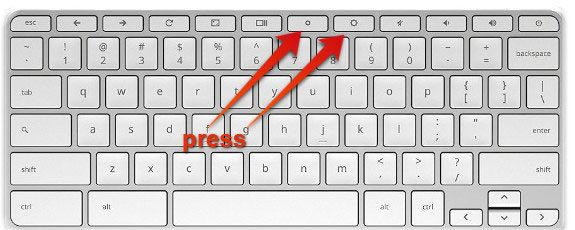 Как увеличить контрастность на ноутбуке