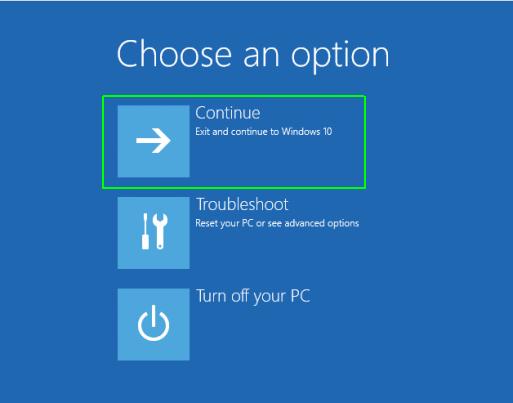 Как перезагрузить Windows 10