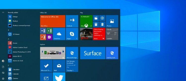 Скачать образ Windows 10 ISO с сайта Майкрософт / 4 варианта